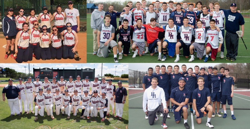Spring Sports Overview – The Oracle